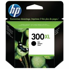 N. 2 HP 300XL BK CC641EE ORIG. HP  DeskJet D2500 DeskJet D2600 Photosmart C4600