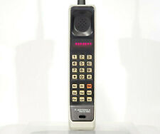 MOTOROLA DYNATAC 8000X USA - FIRST BRICK CELL PHONE VINTAGE RETRO RARE MUSEUM