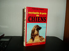 ENCYCLOPEDIE DE POCHE DES CHIENS / Fiorenzo FIORONE