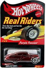 2004 Hot Wheels Real Riders ser.4 #2 Purple Passion