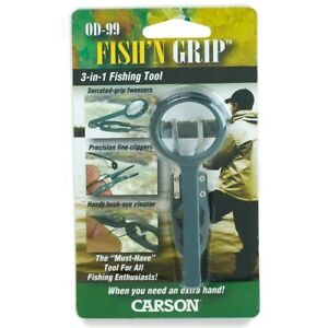 Fish 'N Grip 3 in 1 fishing Tool by Carson