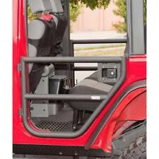 Door-Tube Rear Rugged Ridge 11509.11 fits 07-17 Jeep Wrangler