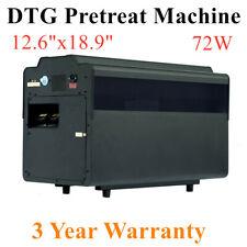 """Brand New 72W 12.6""""x18.9"""" DTG Pretreat Machine, Spray Pretreatment Machine"""
