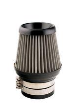 Sumex AIRSILC Universal Sports Filtros aire con adaptadores Silicona Negro Plata