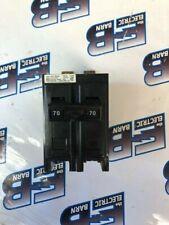 Bab2070, Ch, Wh, Eaton (1) 70 Amp, 240 Volt, 2 Pole, Circuit Breaker - Warranty
