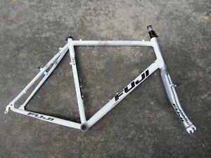 FUJI Cross 3.0 CycloCross 60cm Road Bike Frameset w/ Fork, Headset, BB