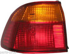 New Replacement Taillight Assembly LH / FOR 1999-00 HONDA CIVIC 4-DOOR SEDAN