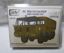 sdv model H0 1:87  083  Tatra T-813 8x8 Kolos OVP