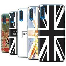 Gel/TPU Case/Cover for Samsung Galaxy A50 2019/Great Britain/British Pride