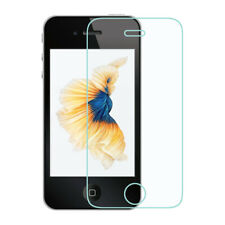 For iPhone 4/4s Clear Tempered Glass Full Screen Protector Film Guard Cover