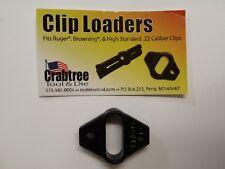 .22 Semi Auto Pistol Magazine Loader Ruger High Standard Browning Buckmark