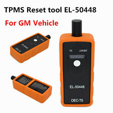 Pro TPMS Reset Tool EL-50448 Car SUV Tire Pressure Monitor Sensor For GM Vehicle