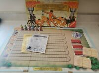 Retro Greek Board Game Remoundo Games Ancient Olympic Games 1998 In Greek