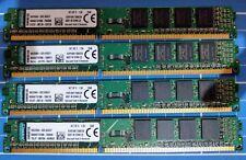 Kingston KVR16N11S8K2/8  16 GB Total  8GB per pack 2 packs.