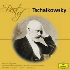"ABBADO/KARAJAN ""BEST OF TSCHAIKOWSKY"" CD NEUWARE"