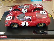 "Carrera Digital 124 Ferrari 330 P4 ""Monza 1967"" #23814 >>NEU<<OVP>>RAR<<"