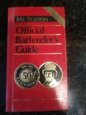 Mr. Boston Official Bartender's Guide, 50th Anniversary Edition