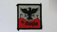 The Stranglers raven eagle Vintage patch Sew On