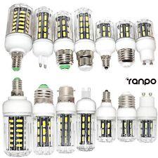 4x 10x LED MAZORCA Bombilla 9w 12w 15w 24w E27 E14 B22 G9 GU10 7030