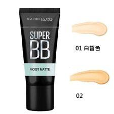 MAYBELLINE SUPER BB Moist Matte Cream Natural Coverage SPF24 PA++ 30ml