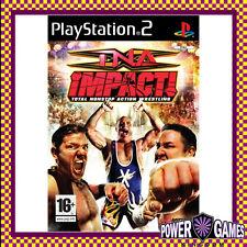 TNA iMPACT PS2 (Sony PlayStation 2) Brand New
