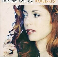 CD SINGLE 2 TITRES--ISABELLE BOULAY--PARLE MOI--2000