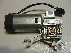 SHIPS SAME DAY! Volvo 44049327 Sunroof Motor     850 S70 V70            Sun Roof