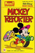"1978 - Mickey Parade 1355 BIS "" Mickey Reporter """