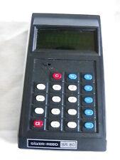 Taschenrechner calculator Silver-Reed SR80 SR 80   (245)