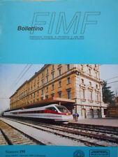 Bollettino treni FIMF n°195 La Ferrovia della MURE Valbonnais [TR.33]