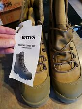 BATES US MILITARY ISSUE 3412A MCB MOUNTAIN COMBAT HIKER BOOTS Size 9 Reg