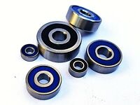 600 - 699 2rs DOUBLE SEALED METRIC HIGH PERFORMANCE MINIATURE BEARINGS UK SELLER
