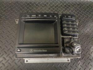 2000 MERCEDES S CLASS S430L SALOON 4DR SAT NAV NAVIGATION SYSTEM A2208204889