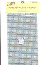 Ceramic Gray Mosaic Tile Sheet miniature floor #8219   1/12 Scale Houseworks