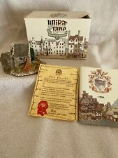 Lilliput Lane Cottage 1989 Fisherman's Bothy With Box and Deeds