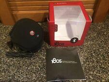 New 180s Bluetooth Hi-Def Black Ear Warmer