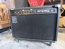1970's Ampeg V5 100 watt 2x12 tube guitar combo amp