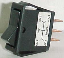 Calterm Automotive SPDT On Off On Rocker Switch 40160 / SW-16  Lot Of 2 Ea.