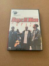 Boyz II Men - 'Boys II Men' DVD Sealed New OOP