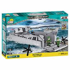 COBI 4813 Small Army Ws Lcvp Higgins Boat 510pcs