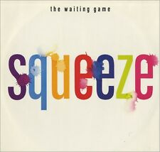 """Squeeze The Waiting Game , The Prisoner (Cousin Of Buff Mix) Uk 12"""""""