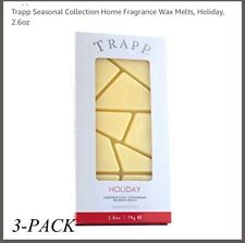 "TRAPP ""HOLIDAY"" Wax Melts 3-PACK"