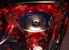 20 LED Red Motorcycle Accent Light Kit