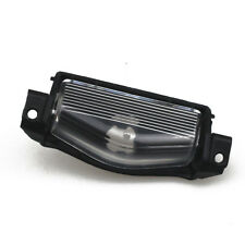 New License Plate Lamp Light Shell Cover For Mazda 2  3 M2 M3 2011-2013