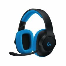 Logitech G233 Prodigy Wired Gaming Headset for PC, PS4, Xbox One - Blue/black...