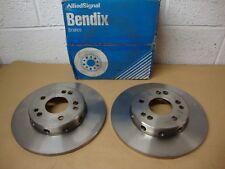 561332B Bendix Brake Discs Fits Mercedes 200 Series W124 Front 1985 - 1990