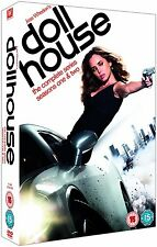 Dollhouse Complete Series Seasons 1 & 2 1-2 DVD Box Set Region 4 New SEALED