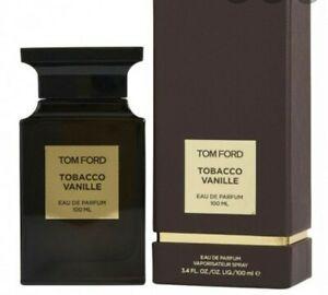Tom ford tobacco vanille 100ml originale