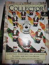 Swarovski Magazine Collector 1995 Christmas 2/95
