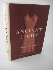 1st/1st Printing ANCIENT LIGHT John Banville MODERN Fiction